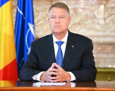 Preşedintele Iohannis a semnat decretele prin care ia act de demisiile miniştrilor ALDE