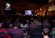 VIDEO | Iubitorii filmelor despre Revoluție au luat cu asalt Timișoara