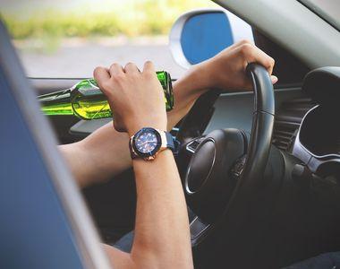 Bărbat din Brăila arestat după ce a fost prins conducând aproape de comă alcoolică