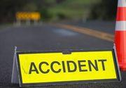 Copil de 8 ani rănit grav într-un accident provocat de tatăl său, băut şi fără permis