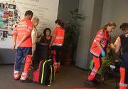 A fost chemată ambulanța la Școala de Vară a femeilor-social democrate. Mai multe persoane au avut nevoie de îngrijiri medicale