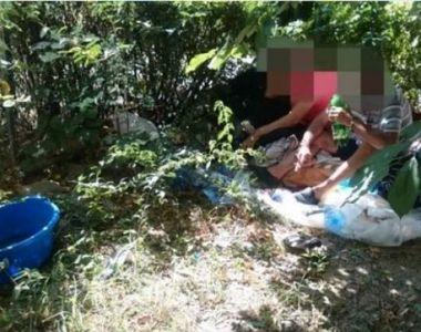 Un bărbat și o femeie din Botoșani și-au dat frâu liber poftelor carnale pe iarbă, în...