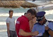 Un bărbat a murit la mare după ce și-a salvat copiii de la înec