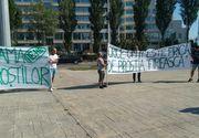 Viorica Dăncilă, huiduită la Constanţa / Premierul: Eu înţeleg că ei protestează împotriva punctului de pensie