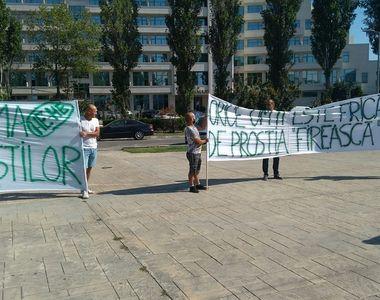 Viorica Dăncilă, huiduită la Constanţa / Premierul: Eu înţeleg că ei protestează...