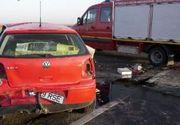 VIDEO | Tată și fiica lui de trei ani, uciși într-un accident teribil. Un alt șofer a murit pe loc
