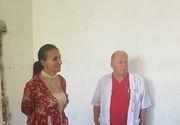 """Sorina Pintea a purtat o rochie de 2200 de dolari, la o vizită pe șantier! Iulia Albu a desființat-o: """"Este de un penibil greu de imaginat"""""""
