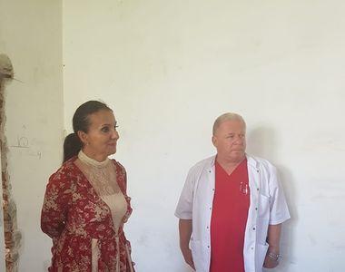 Sorina Pintea a purtat o rochie de 2200 de dolari, la o vizită pe șantier! Iulia Albu a...