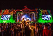 The Carnival , cel mai mare eveniment de street food & street art din Europa, revine la Romexpo între 6 și 8 septembrie