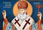 Sărbătoare marți! Ce sfânt apare în calendarul ortodox