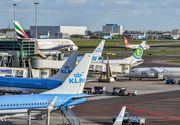 Peste 60 de zboruri au fost afectate luni de o grevă la aeroportul Schiphol din Amsterdam