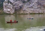 Trupul fetiţei de 10 ani care s-a înecat în Dunăre a fost găsit
