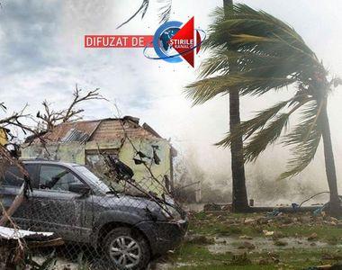 VIDEO | Imagini apocaliptice din Bahamas. 5 morți în urma uraganului Dorian