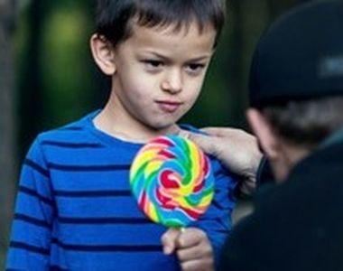 VIDEO | Revine psihoza copiilor răpiți! Un individ care ar fi încercat să pună mâna pe...