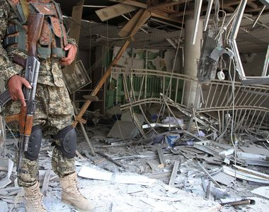 """Românul mort la Kabul şi-a sacrificat viaţa pentru a-şi salva colegii! """"Atacul a..."""