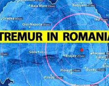 Cutremur de peste 7 grade în România, anunțat de Seismic Center