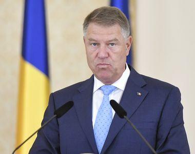 Iohannis îl decorează post mortem pe reprezentantul misiunii diplomatice a României...