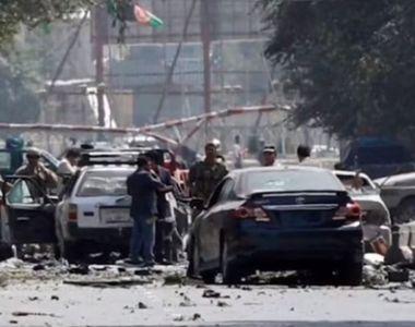 VIDEO | Atentatul din Kabul, surprins pe camerele de supraveghere. Momentul în care...