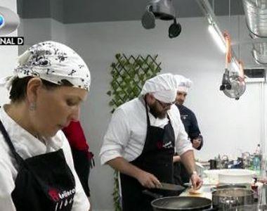 VIDEO | Românii care văd viitorul în bucătărie. Cât costă un curs de gătit