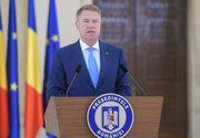 Preşedintele Klaus Iohannis: Resping categoric propunerile înaintate pentru miniştrii interimari
