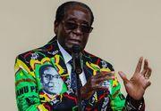 Robert Mugabe, care a condus Zimbabwe mai mult de trei decenii, a murit la vârsta de 95 de ani