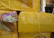 Bunuri contrafăcute, confiscate la Constanța. Valorează peste 1,1 milioane lei