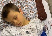 O asistentă i-a devenit îngerul păzitor unui băiețel. A fost  salvat de la moarte