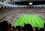 Înfrângere pentru tricolori. Meciul România-Spania s-a încheiat cu 1-2