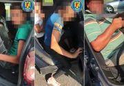 Autoturism cu remorcă, în care se aflau 12 pasageri, oprit de poliţiştii rutieri din Sibiu! Șoferul a fost amendat