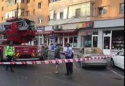 Explozie într-un apartament din Argeș, în urma unei acumulări de gaze, o persoană fiind rănită