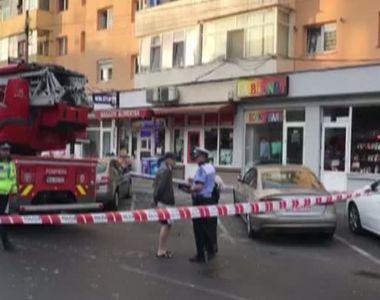 Explozie într-un apartament din Argeș, în urma unei acumulări de gaze, o persoană fiind...