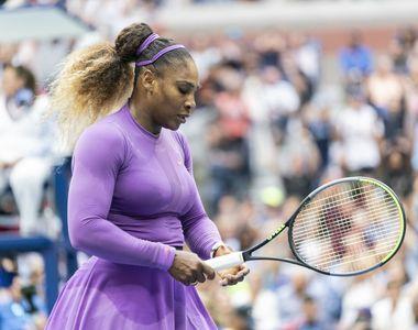 VIDEO | Serena Williams, după finala US Open: Azi, m-am luptat, a fost mai bine decât...