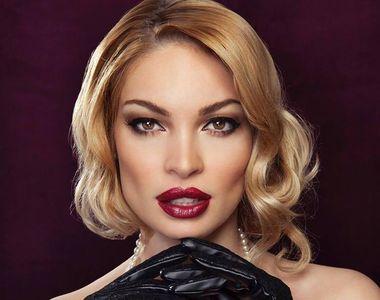 """Valentina Pelinel a jucat într-un film alături de actori celebri: """"Rolul meu este acela..."""