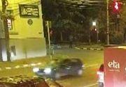 VIDEO | Polițist înjunghiat în timp ce își ținea copilul în brațe