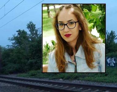 Andreea a murit pe loc, spulberată de tren în Voluntari! În urmă cu 5 luni, prietenul...