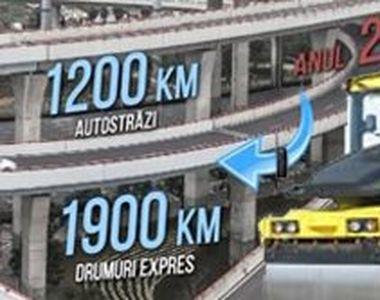 VIDEO   3.000 de kilometri noi de autostrăzi și drumuri expres  în România. Experți:...