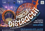 """PARCUL DE DISTRACȚII, un musical pentru întreaga familie! Premieră pe 27 septembrie la Teatrul Național de Operetă și Musical """"Ion Dacian"""""""