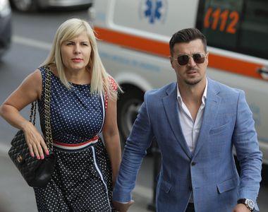 VIDEO | Elena Udrea, la Curtea de Apel Bucureşti, împreună cu partenerul ei. Prima...