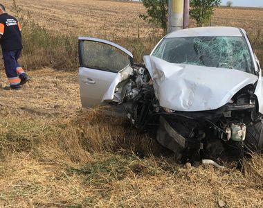 Accident mortal in județul Constanța. Cum s-a petrecut totul