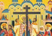 Sărbătoare de o importanță mare pentru români. Cum prăznuiesc oamenii Înălţarea Sfintei Cruci