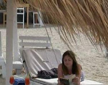 VIDEO | Plaja din Mamaia unde șezlongurile sunt gratuite
