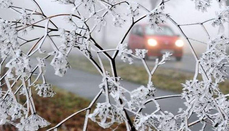 Toamna face ravagii-Cea mai scăzută temperatură în țară: minus 0,5 grade