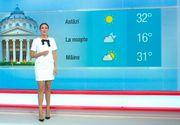 VIDEO | Prognoza meteo pentru vineri, 13 septembrie, și sâmbătă, 14 septembrie