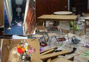 VIDEO   Cazul școlii distruse din Clejani. Suma uriașă care va trebui plătită de părinții celor trei elevi