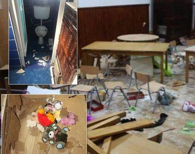 VIDEO | Cazul școlii distruse din Clejani. Suma uriașă care va trebui plătită de...