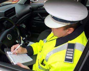 Zeci de amenzi date de Poliţia Rutieră, în noaptea de vineri spre sâmbătă