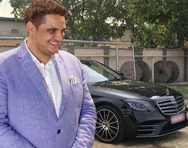 Fiul lui Liviu Dragnea şi-a tras un bolid de 150.000 de euro! Esta a şasea maşină a lui...