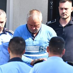 Gheorghe Dincă a părăsit Arestul Central. A fost dus în Arestul Poliției Olt