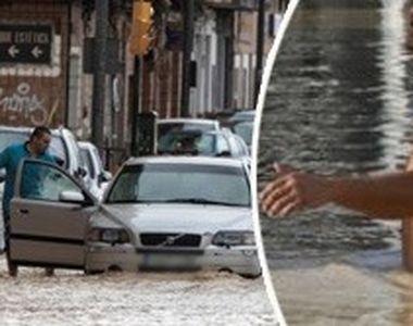 VIDEO | Starea de urgență se menține în Spania din cauza inundațiilor devastatoare....