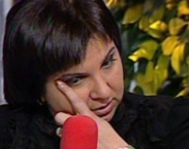 Carmen Șerban, distrusă de suferință. Tatăl ei a murit